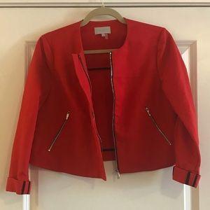 1. STATE Red Blazer